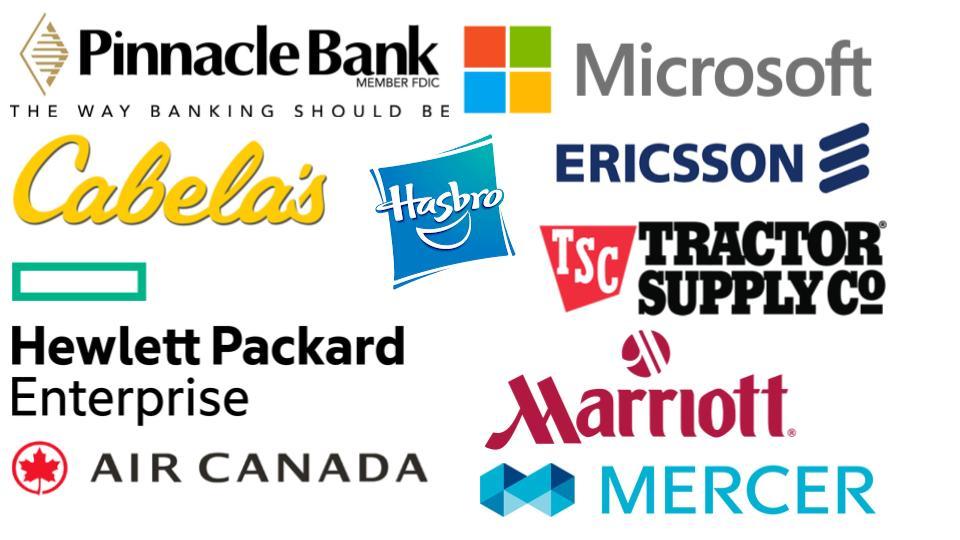 Brands I Represent